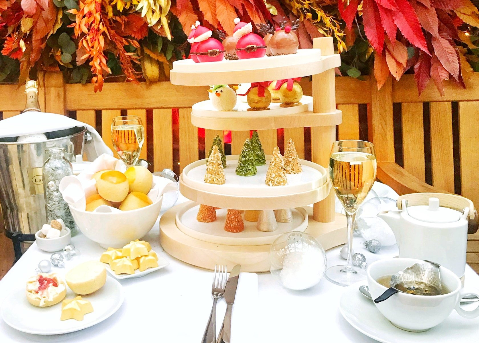 afternoon teas in London by London Perfect