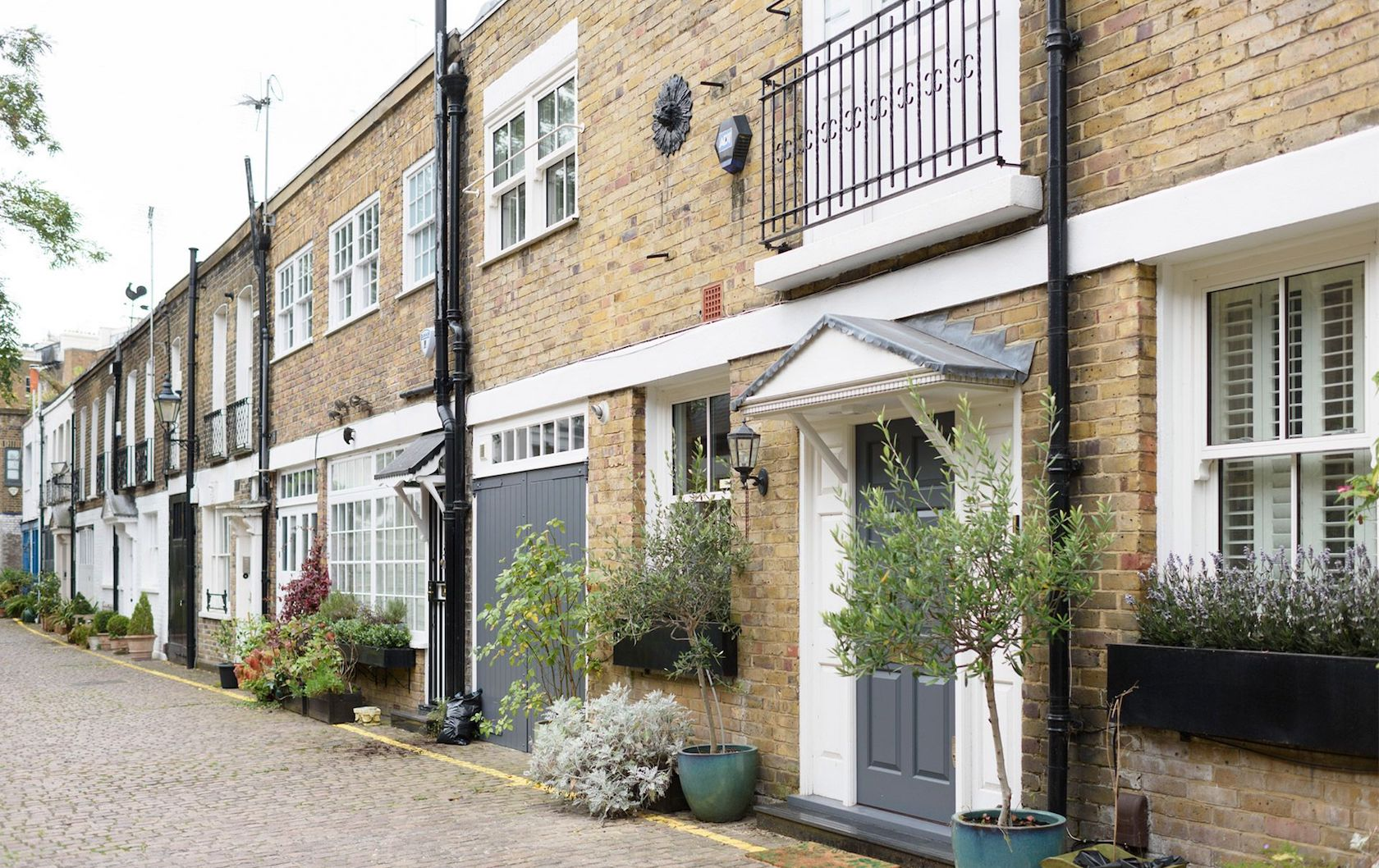 Mews rentals in London by London Perfect