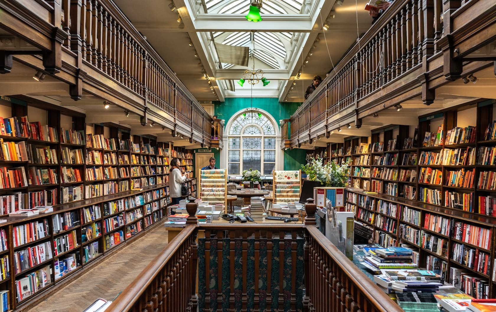 5 Charming London Bookshops to Satisfy your Inner-Bibliophile