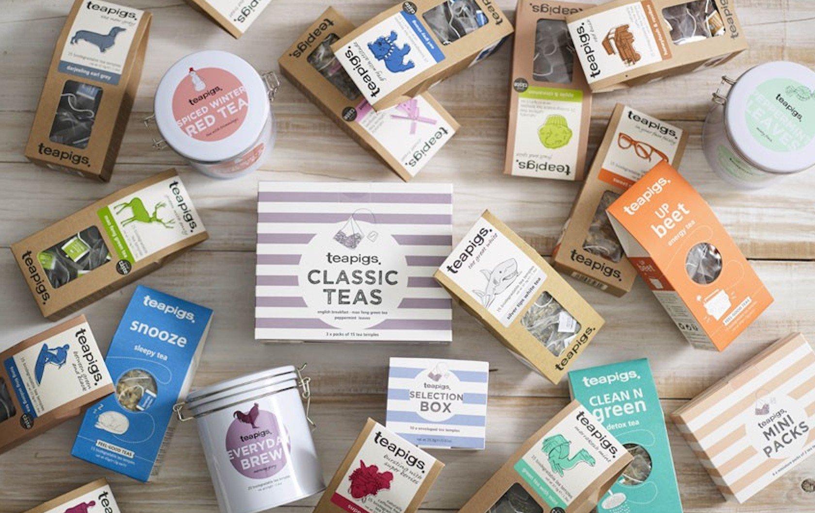 edible London souvenirs by London Perfect