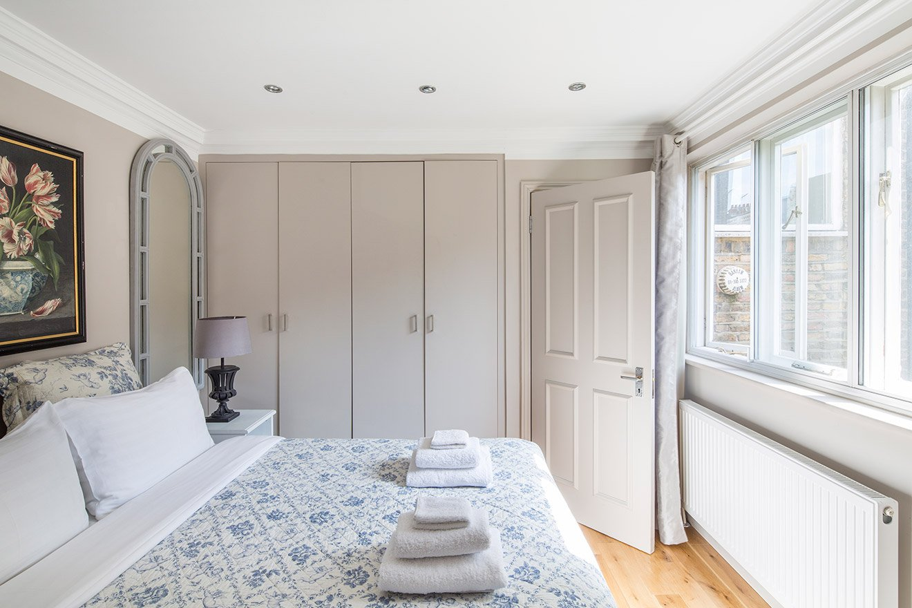 romantic restaurants in London by London Perfect Churchill apartment