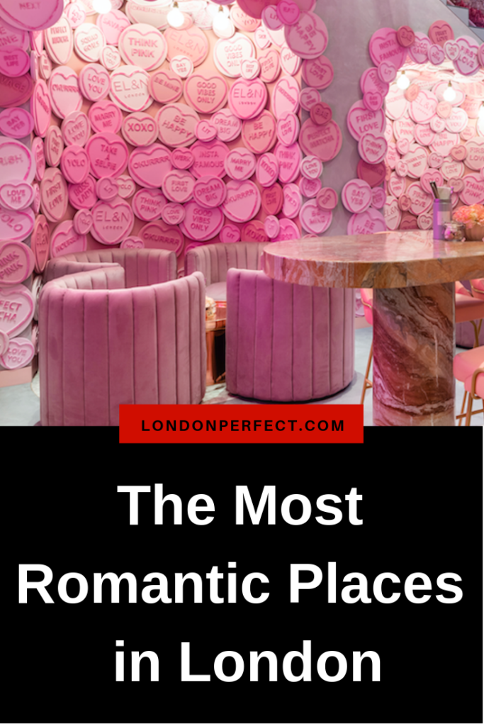 The Most Romantic Places in London by London Perfect