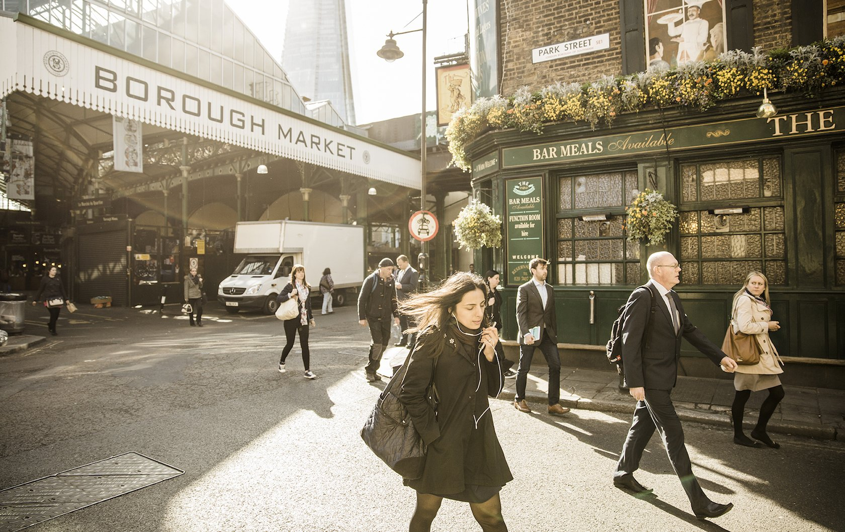 Visiting Borough Market: London's Most Delicious Destination