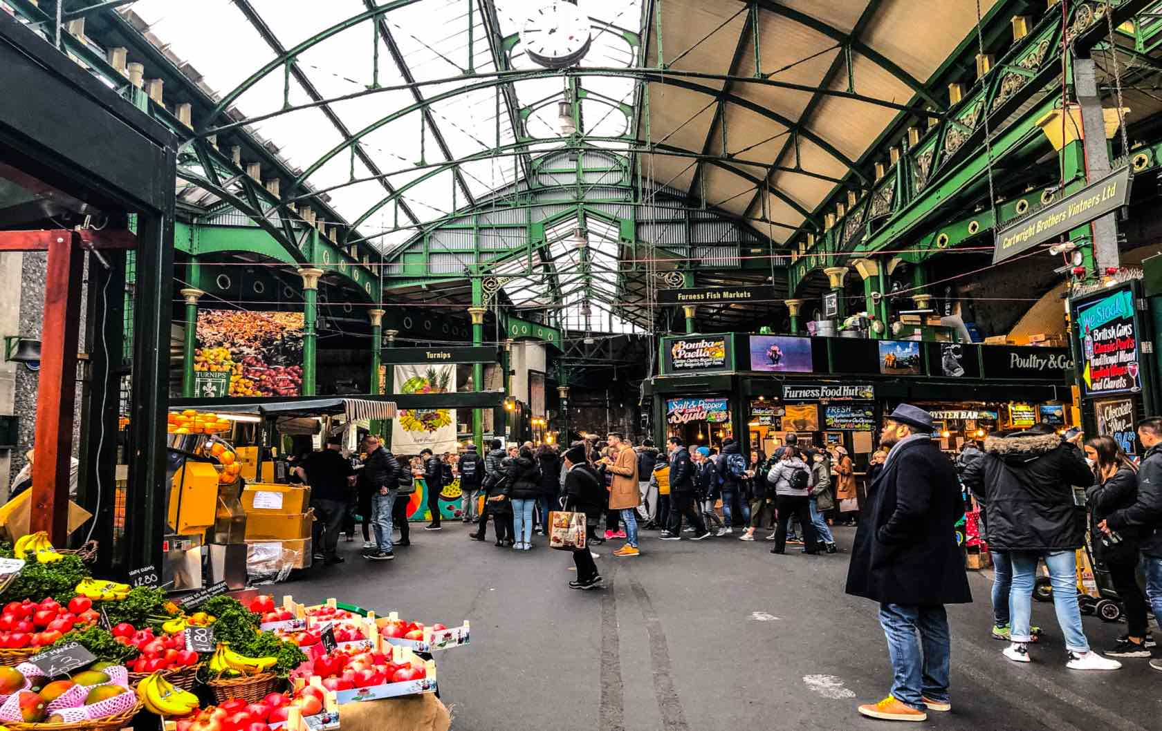 Visiting Borough Market—London's Most Delicious Destination