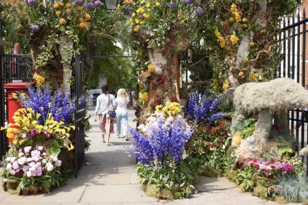 Where See London's Spring Flowers by London Perfect Chelsea Flower Show