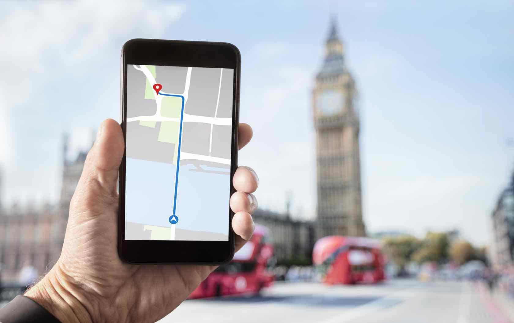 Download these 12 Essential Apps For London