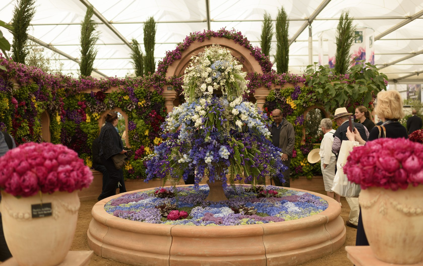 Chelsea Flower Show by London Perfect