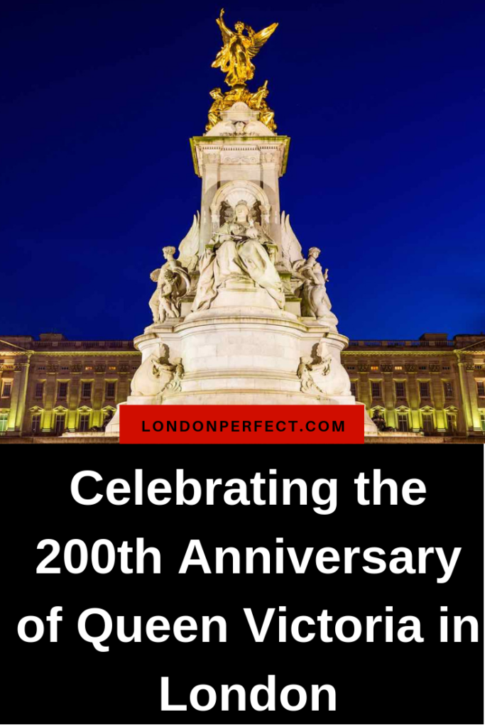 Celebrating the 200th Anniversary of Queen Victoria in London by London Perfect