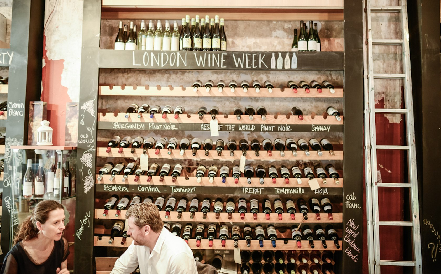 Drink Wine In London by London Perfect