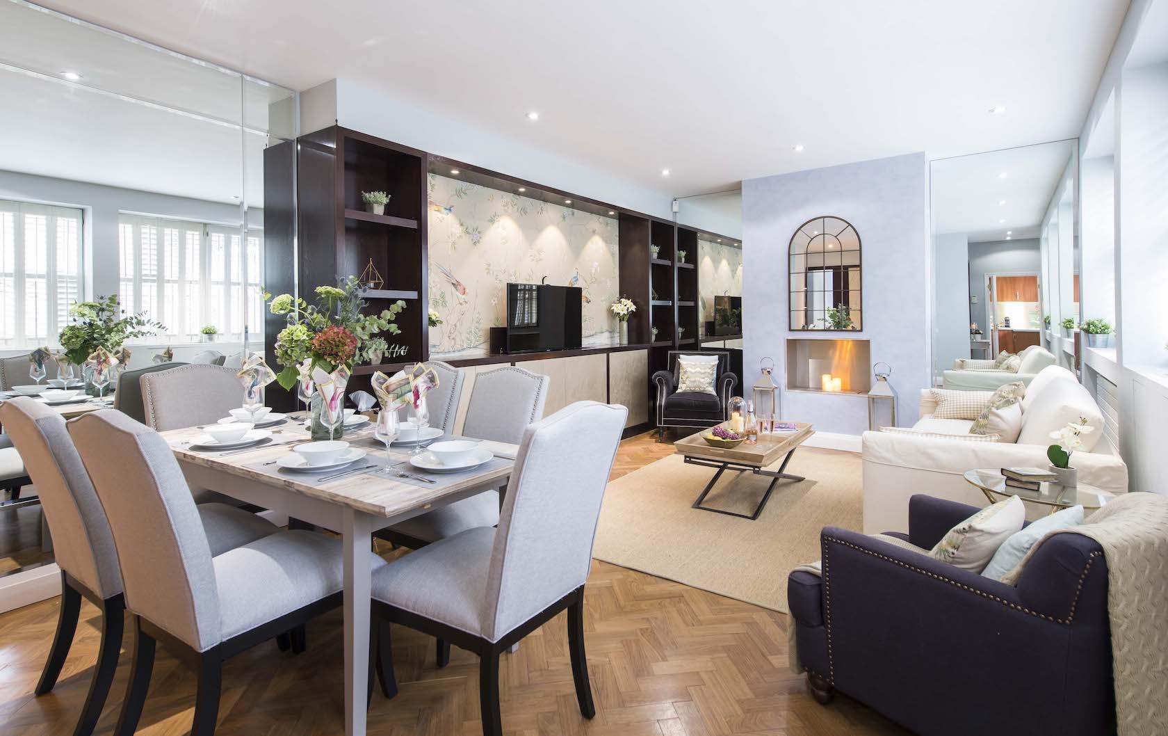 stylish London vacation apartments by London Perfect