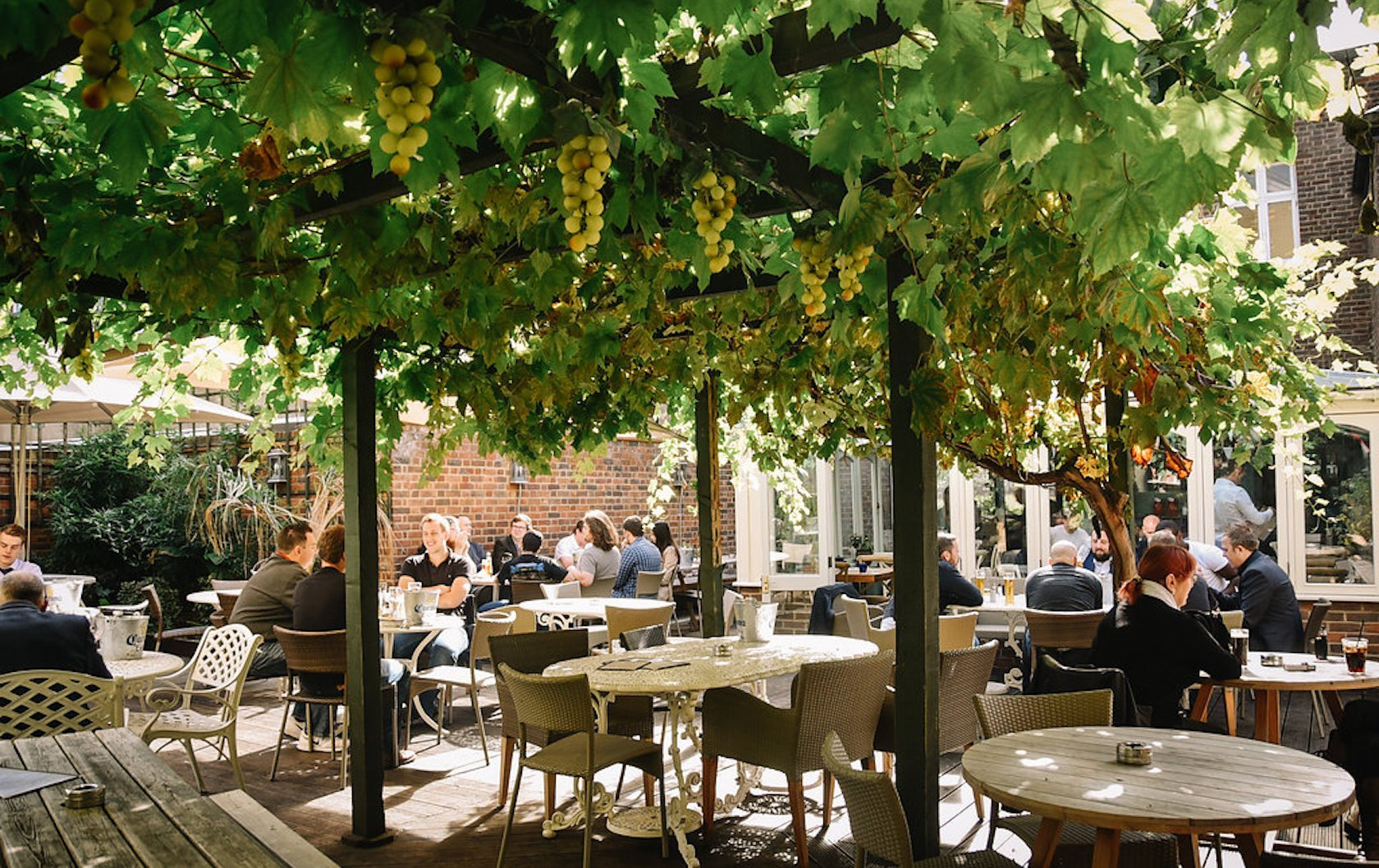 London Pub Beer Gardens by London Perfect