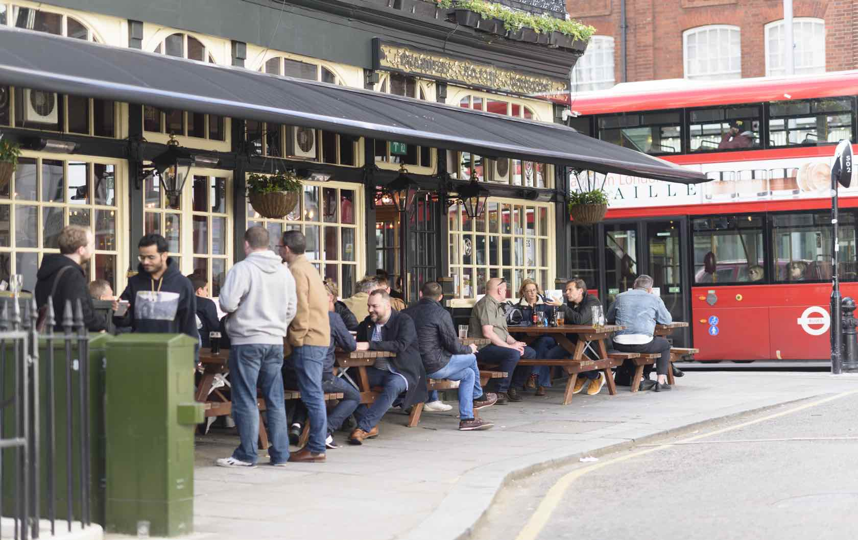 5 Lovely London Pub Beer Gardens