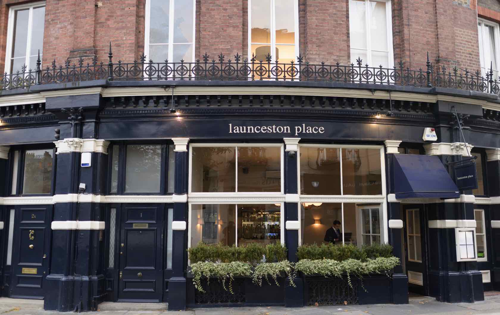 launceston place kensington london