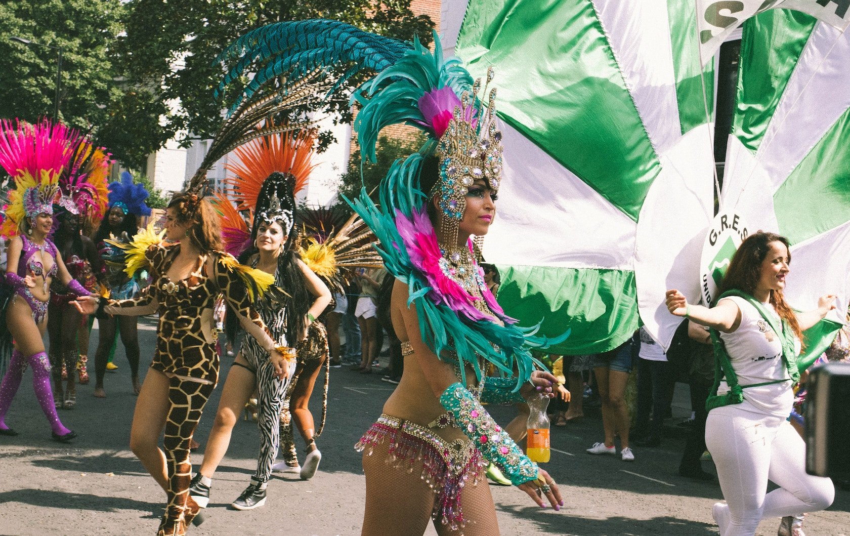 Notting Hill Carnival by London Perfect