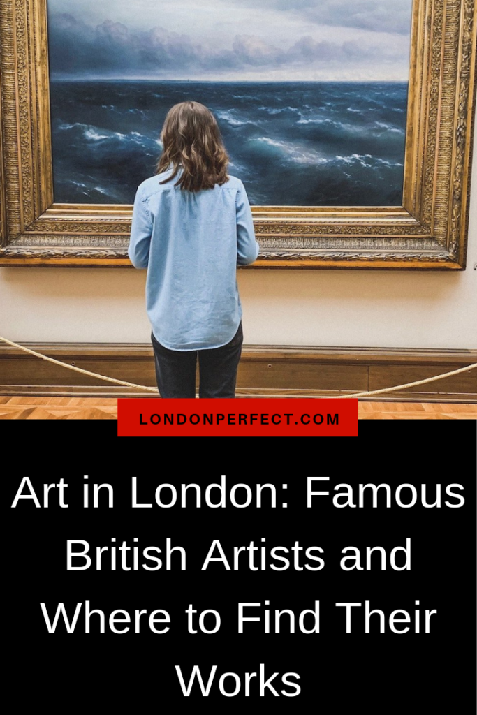 Art in London pinterest