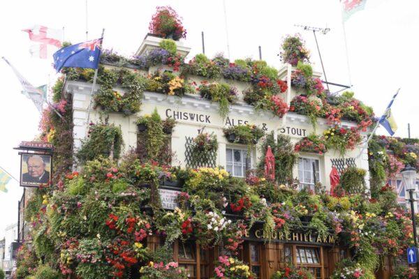Churchhill Arms London
