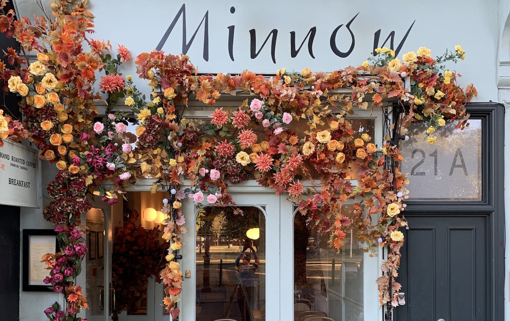 London's prettiest storefronts by London Perfect