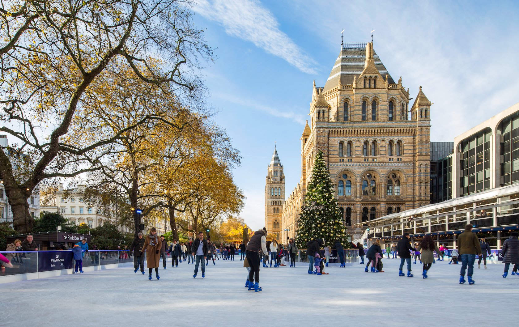 London's Best Ice Rinks by London Perfect
