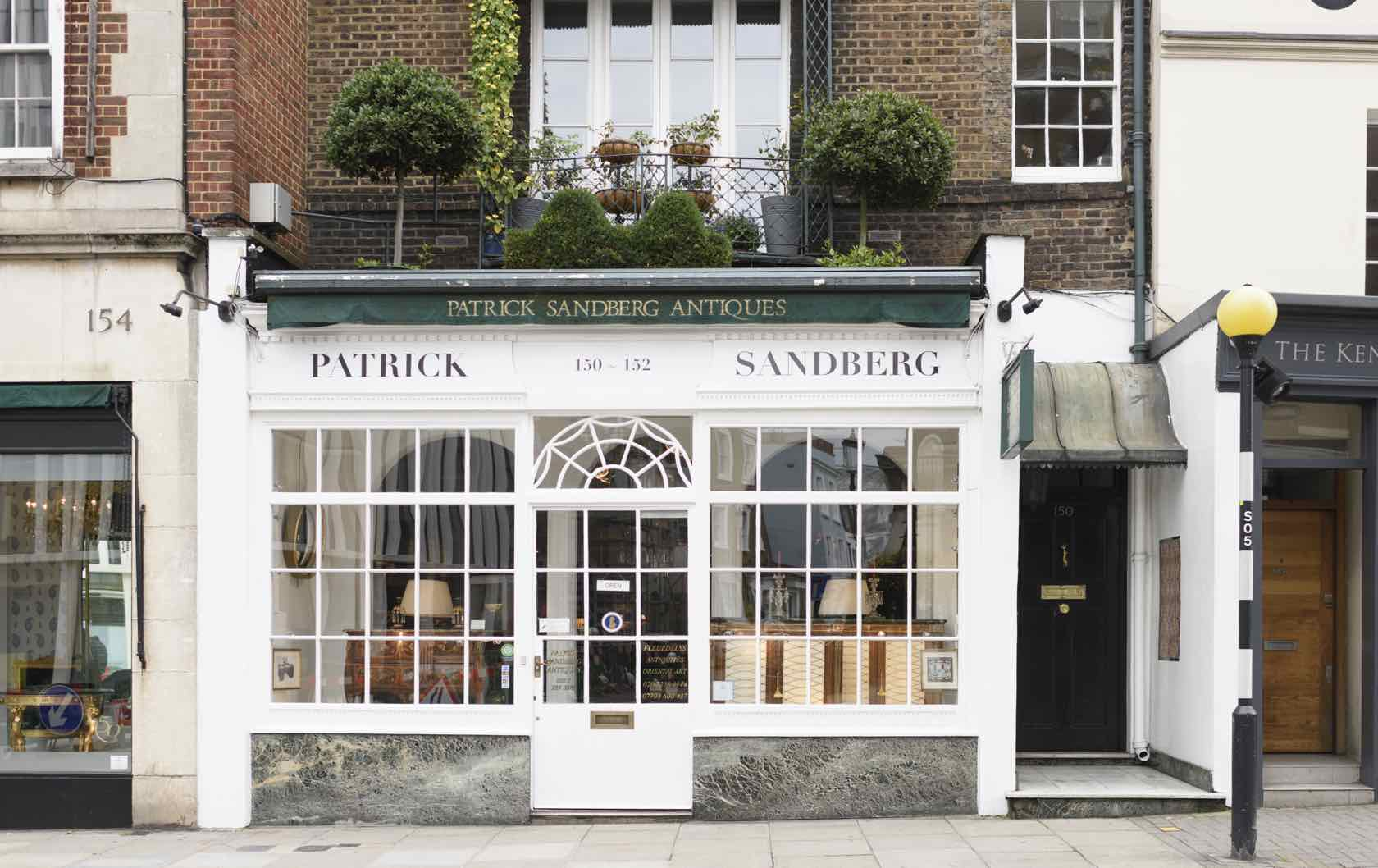 A Guide To Kensington Church Street Antiques Shop