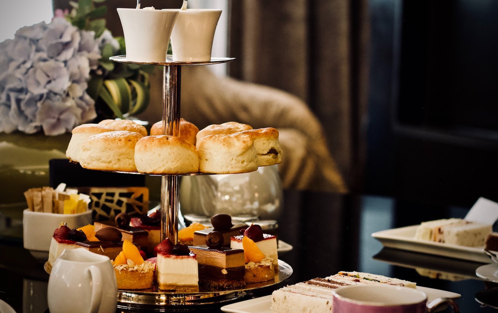 afternoon tea in London by London Perfect