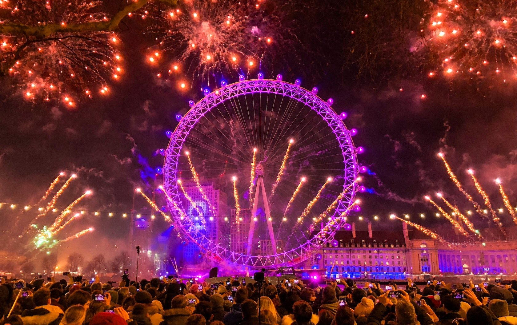 New Year's Eve In London by London Perfect