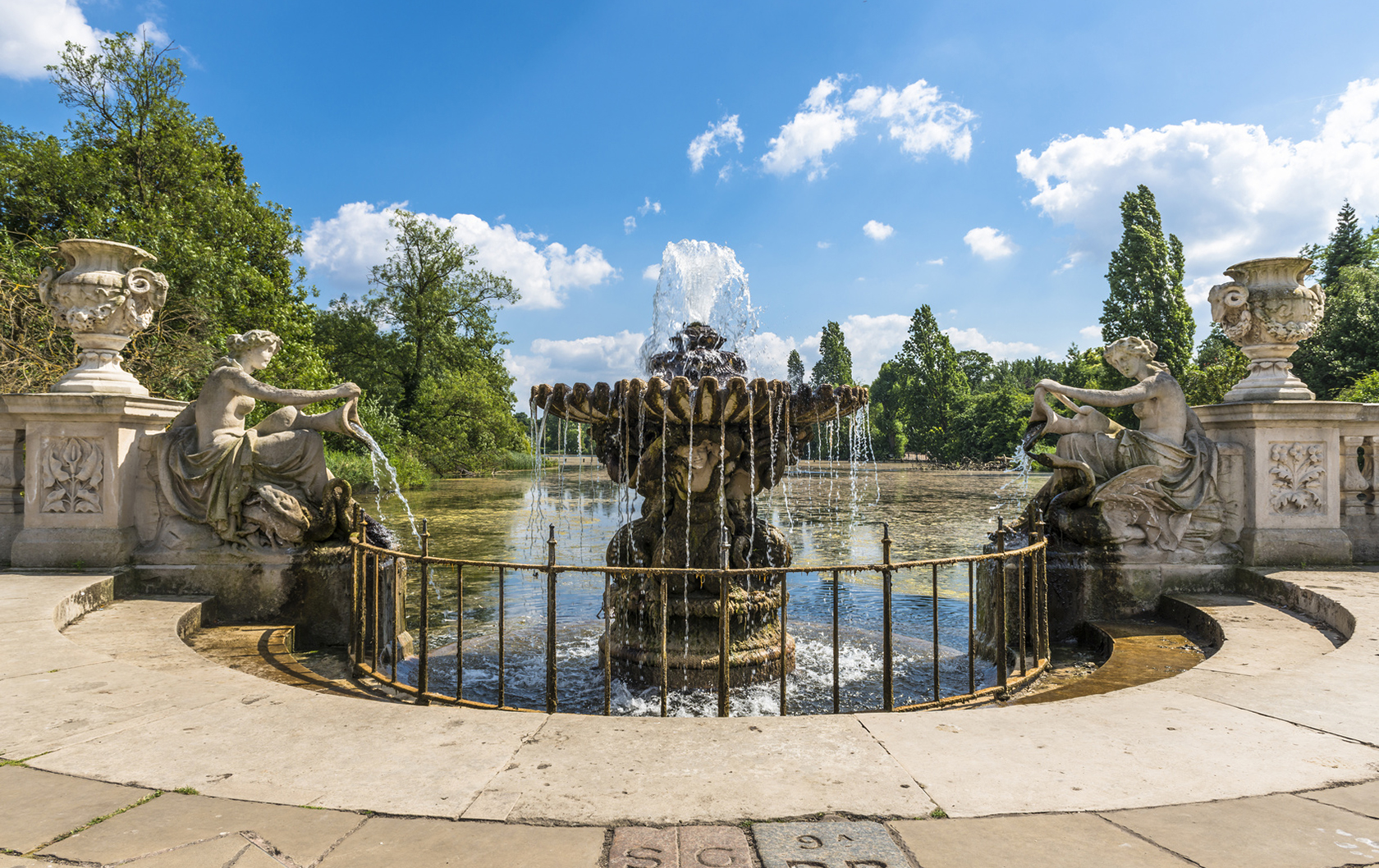 What to See and Do in Kensington Gardens in Every Season