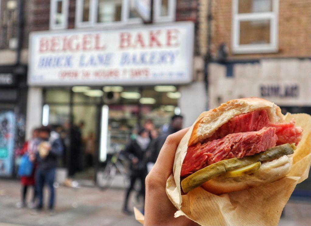 Beigel Bake London