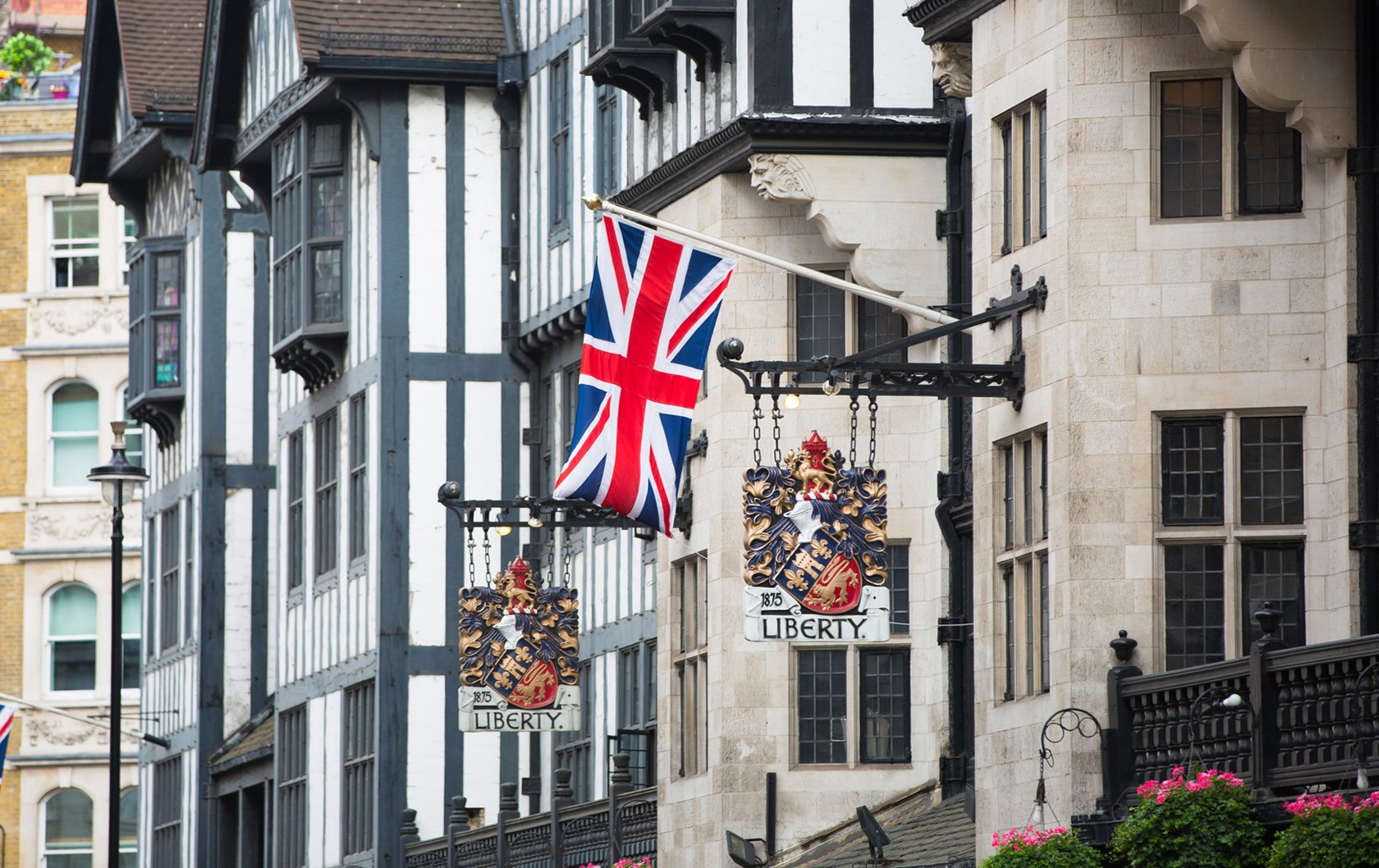 Shopping in London: British Heritage Brands