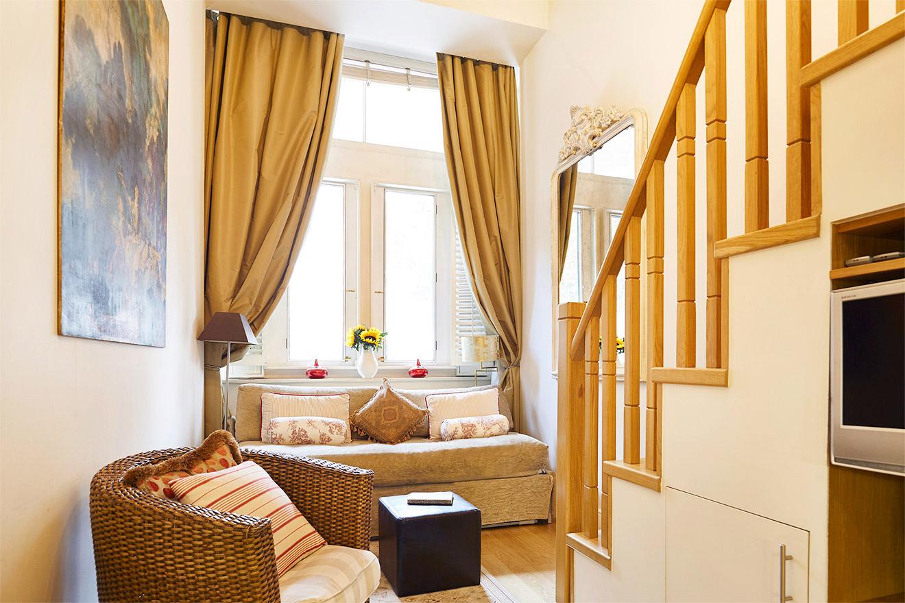 Studio Apartment Rental In South Kensington, London Sale