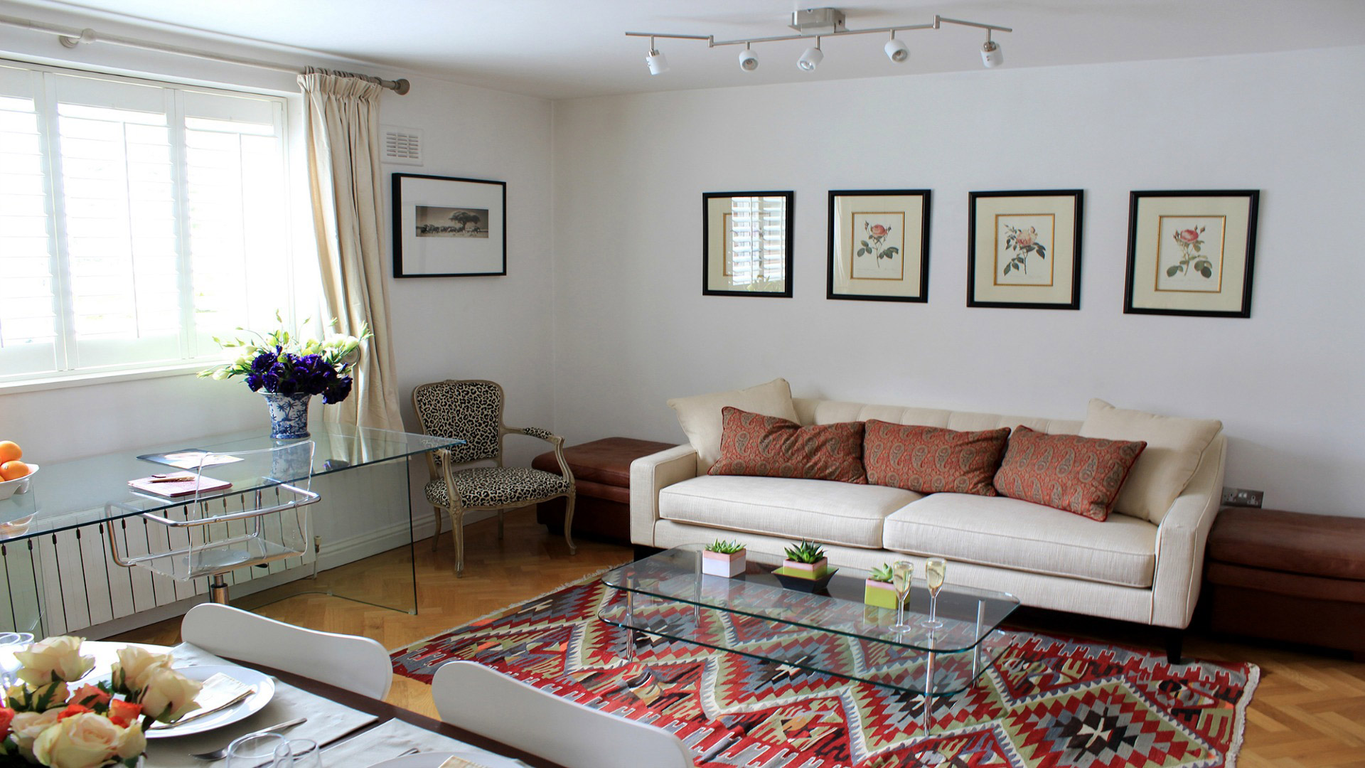 2 Bedroom London Vacation Apartment Rental with Car ...