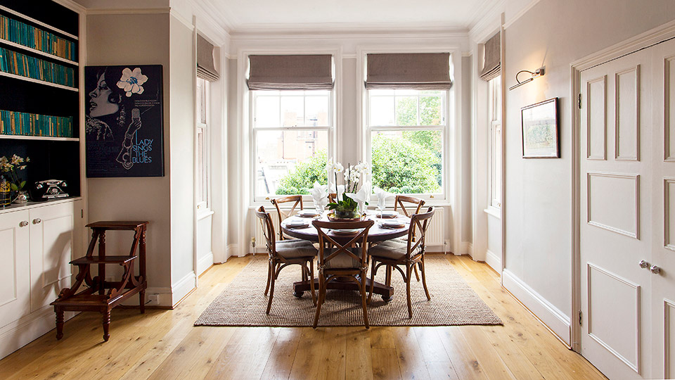 Stylish 2 Bedroom London Vacation Home Rental in Kensington, London