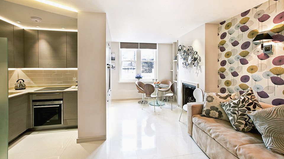 London Apartment Guest Reviews