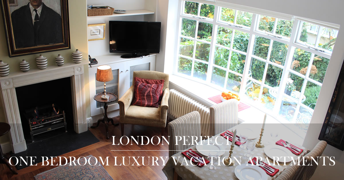 Studio And One Bedroom London Apartment Vacation Rentals