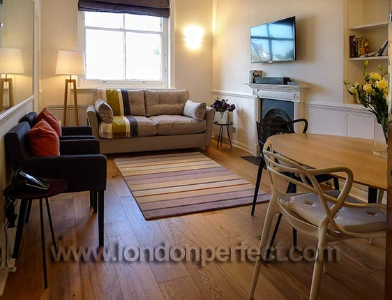 1 Bedroom Vacation Apartment Rental In London Notting Hill