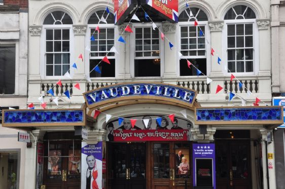Enjoy great theatre in London's West End!