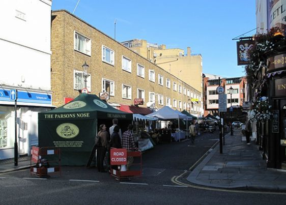 South Kensington Farmers Market