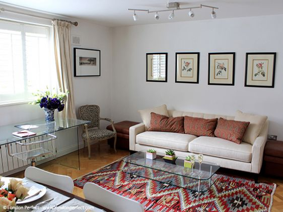 London Holiday Apartments for Rent, Short Term Rentals in ...