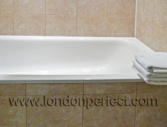 Comfortable Bathtub