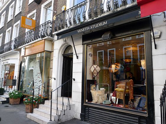 Fabulous London shopping right at your doorstep!
