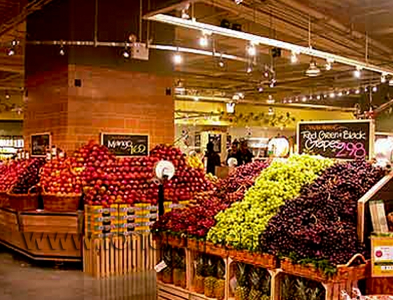 Whole Foods Supermarket Is Nearby In London