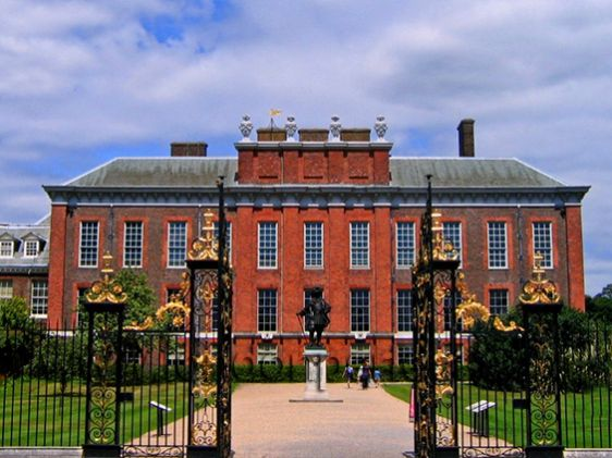 Visit Kensington Palace where Princess Diana lived