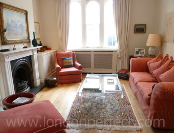 Beautiful Three Bedroom Kensington Apartment Holiday Rental