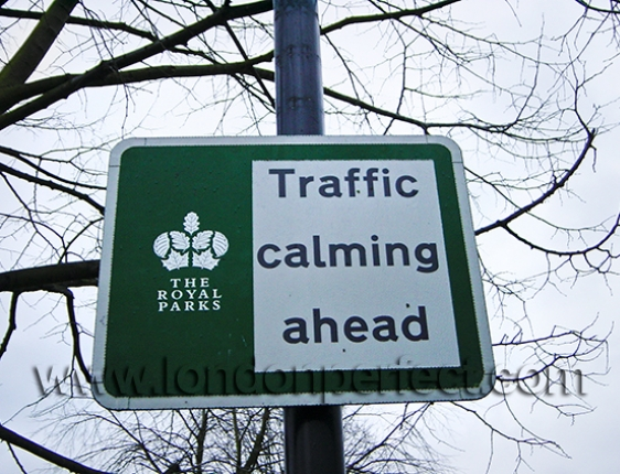 Traffic Calming In The Park