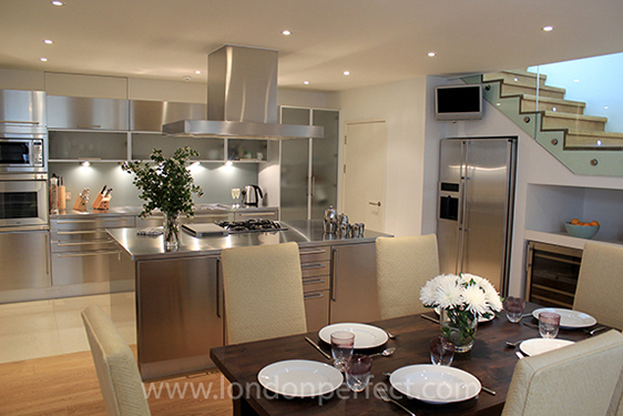 vacation house rental in south kensington london