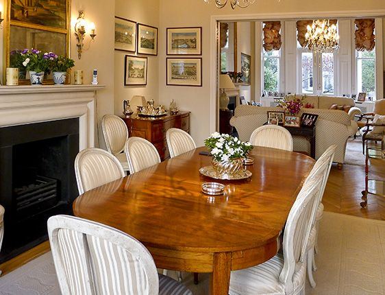 Dining Rooms At The Front