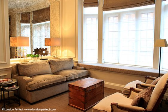 Stunning One Bedroom Vacation Rental Near Sloane Square