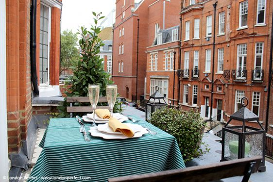 London Apartment in Chelsea for Rent