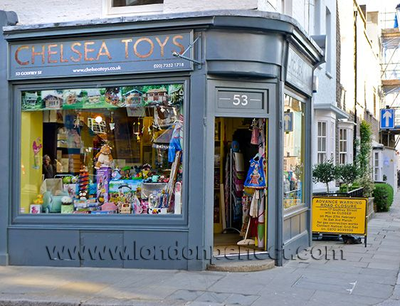 Pick up a lovely gift for a little one at Chelsea Toys