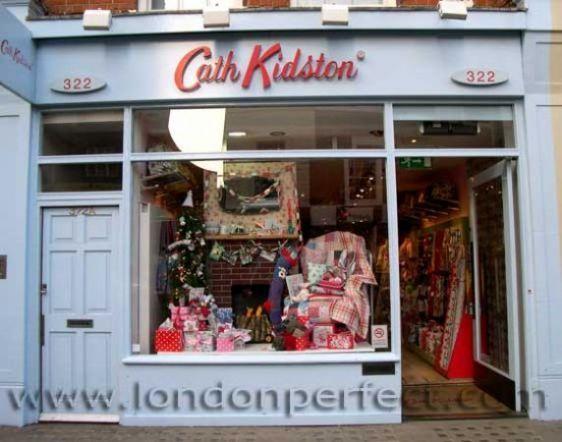 Shop 'til you drop along King's Road in Chelsea!