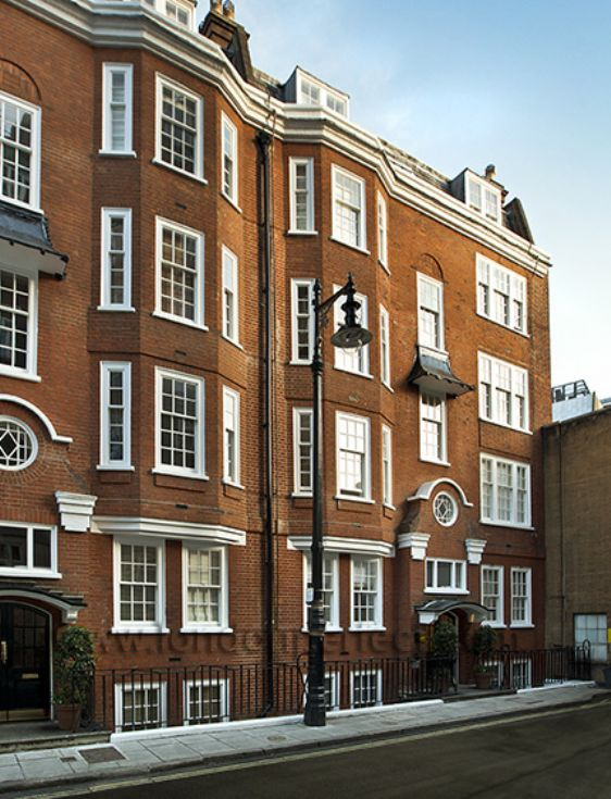 The Mayfair one bedroom apartment rental in London